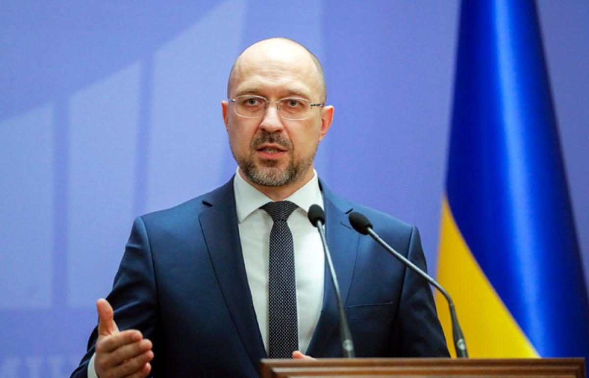 """Шмыгаль расставил точки над """"i"""" в вопросе работы Украины с МВФ после скандала с КСУ"""
