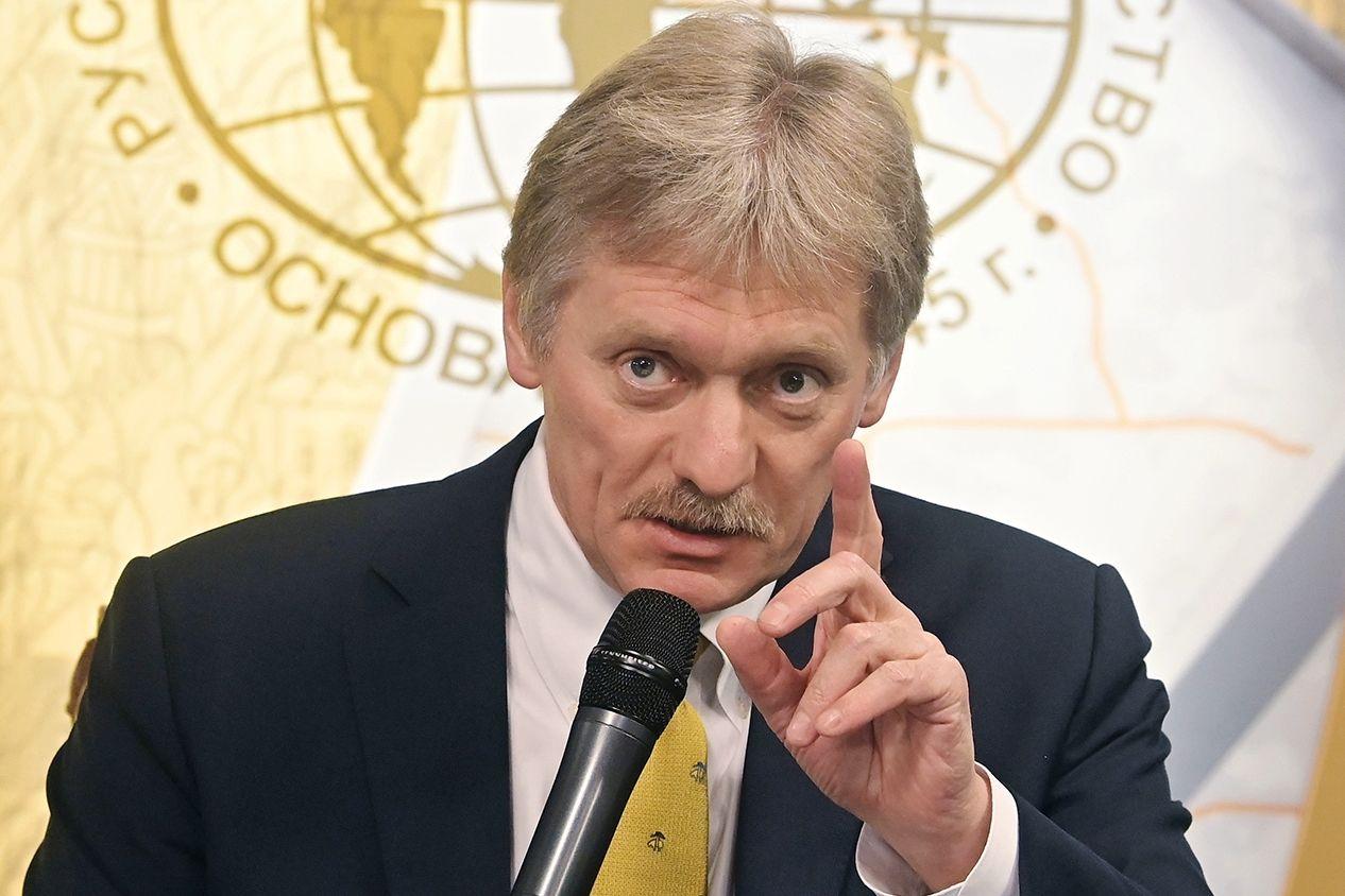 Путин готов обсудить сЗеленским Крым— Кремль