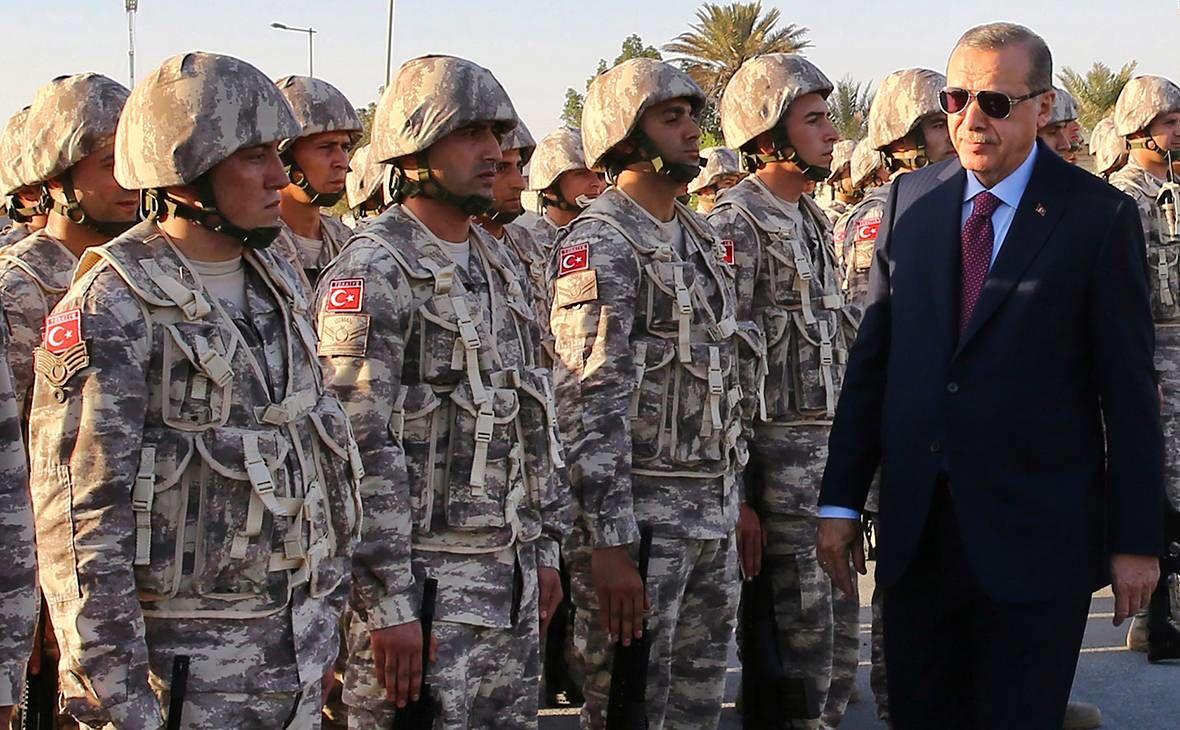 """У Эрдогана """"лопается терпение"""": Турция намерена самостоятельно добить террористов в Сирии"""
