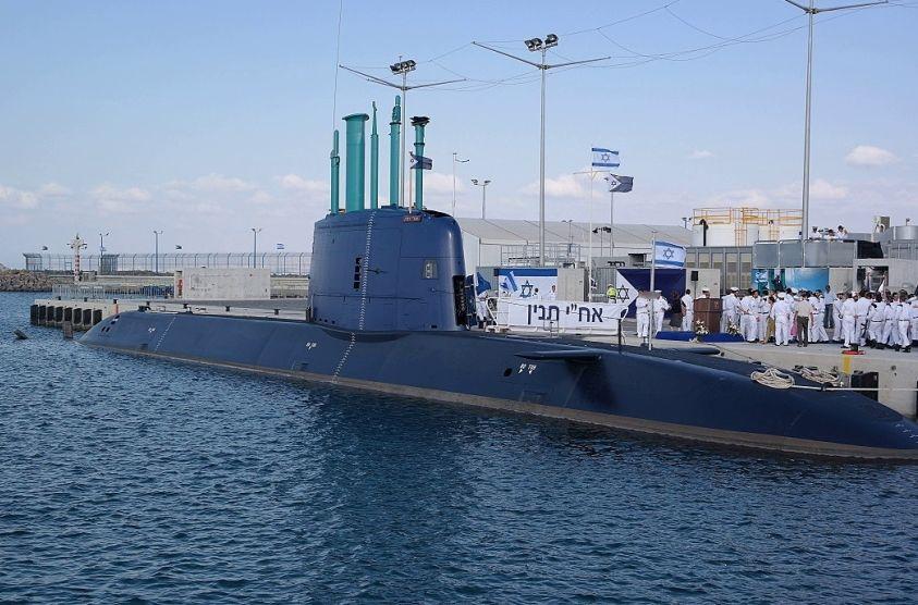 СМИ: США и Израиль направили к Ирану атомные подлодки и ракетные крейсеры