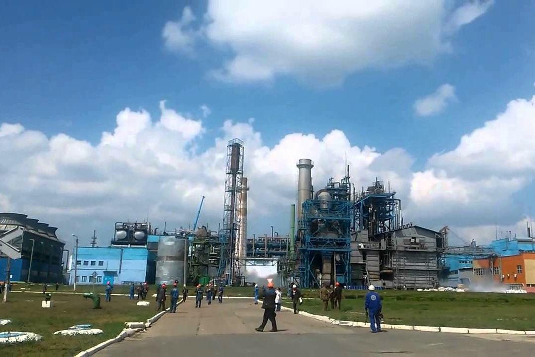 """Гиганта химической промышленности Донбасса """"Стирол"""" добивают оккупанты – в ОРДЛО возмущены"""