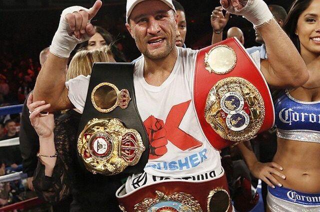 Очередной плевок в Кремль: сильнейший боксер России Ковалев в скором времени станет гражданином США