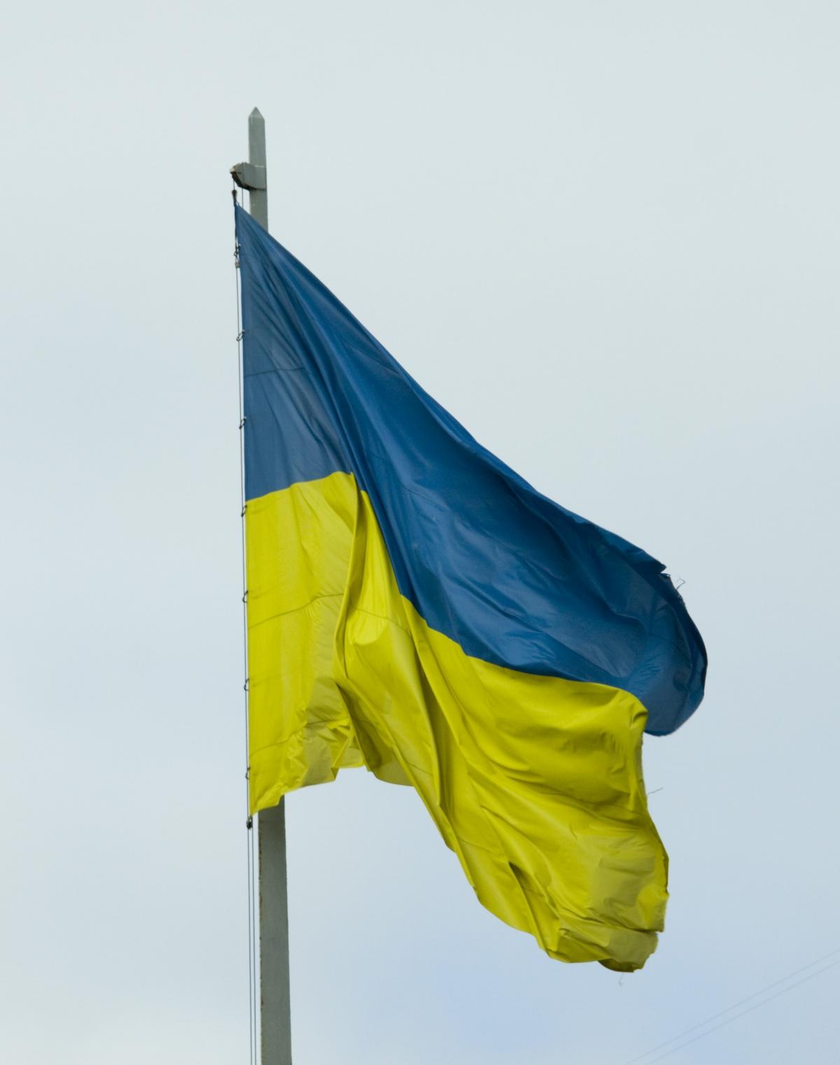 между флаг украины жовто блакитный фото давала мне