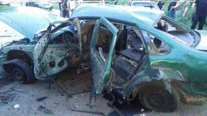 Стали известны первые подробности о состоянии сотрудников СБУ, пострадавших на Донбассе в результате подрыва на мине террористов