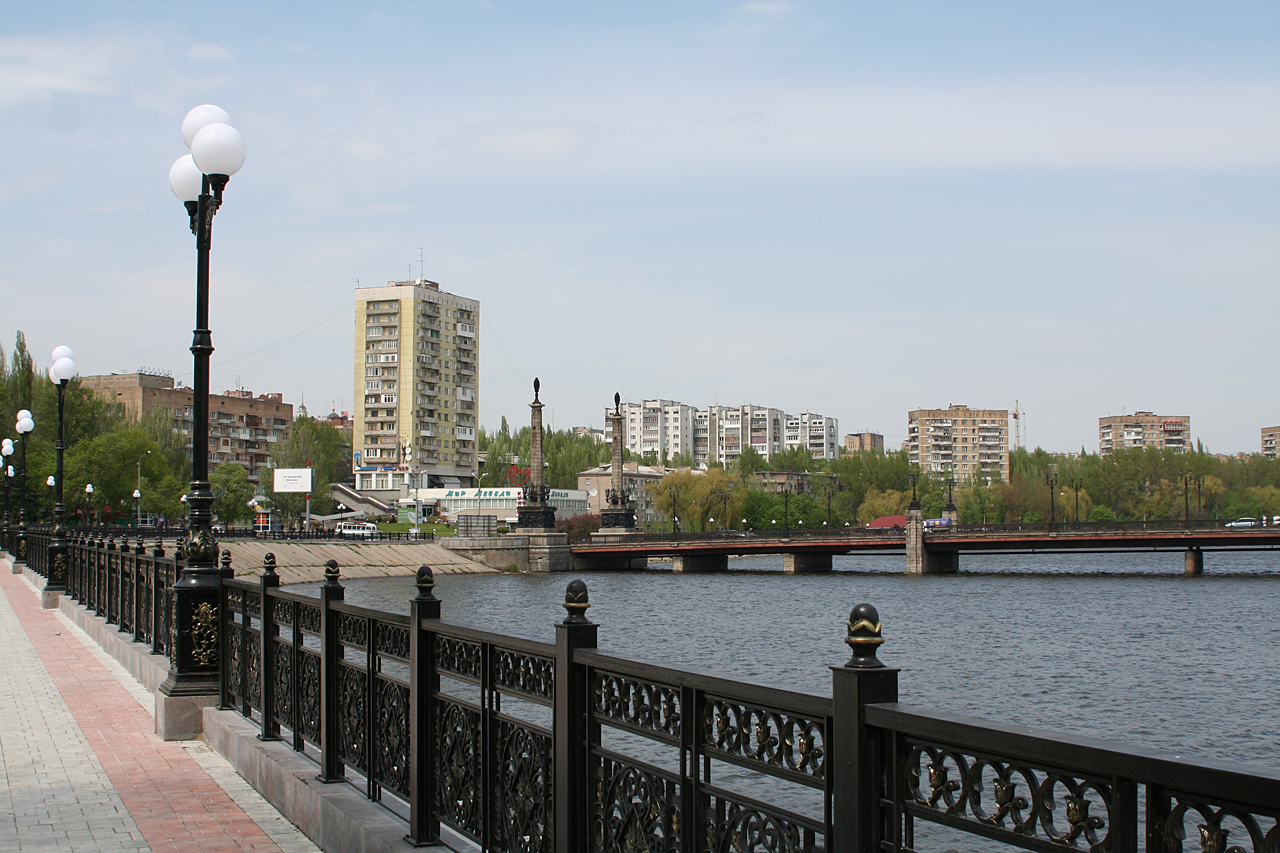 В Донецке сохраняется стабильно напряженная ситуация, - горсовет