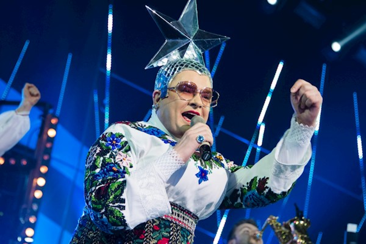 """""""Сердючка хочет, а Данилко против"""", - артист впервые прокомментировал возвращение на """"Евровидение"""""""