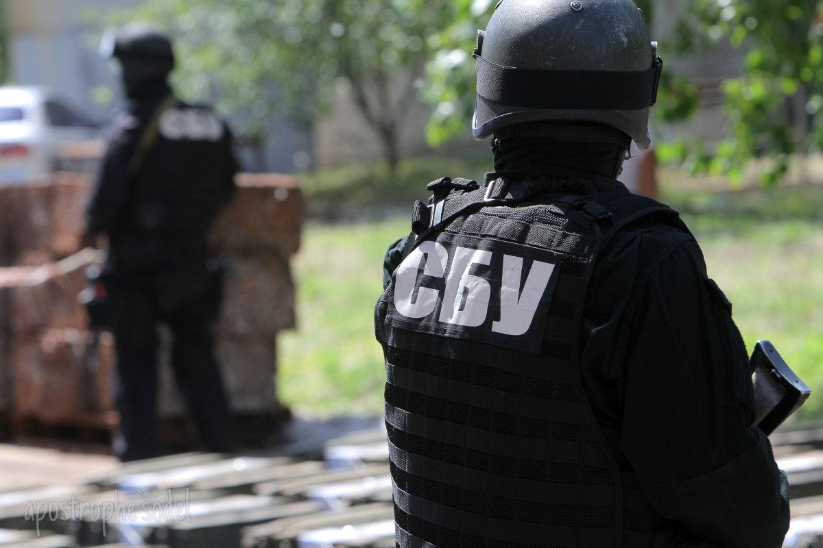 СБУ и прокуратура перекрыли важный информационный канал террористов: в Торецке задержали пятерых информаторов боевиков