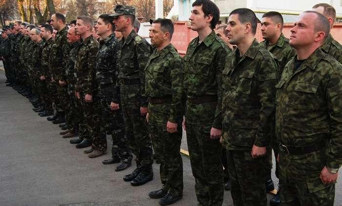 В АТО появится еще один батальон