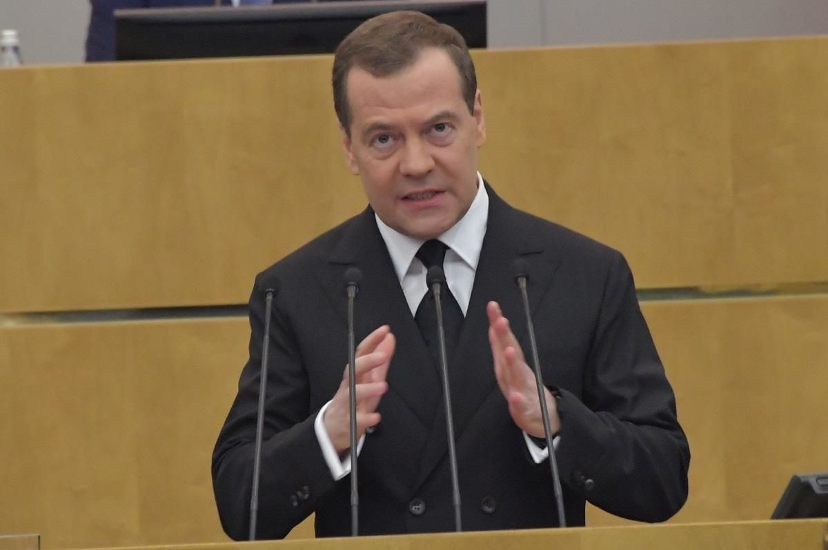 """Медведев не появился на праздновании """"победы"""" """"Единой России"""" - названа причина"""
