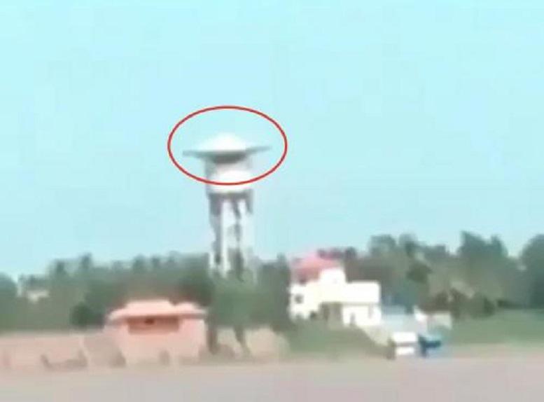 Вторжение Нибиру попало на видео: обнаглевшие пришельцы уже не скрываются - очевидцы поражены