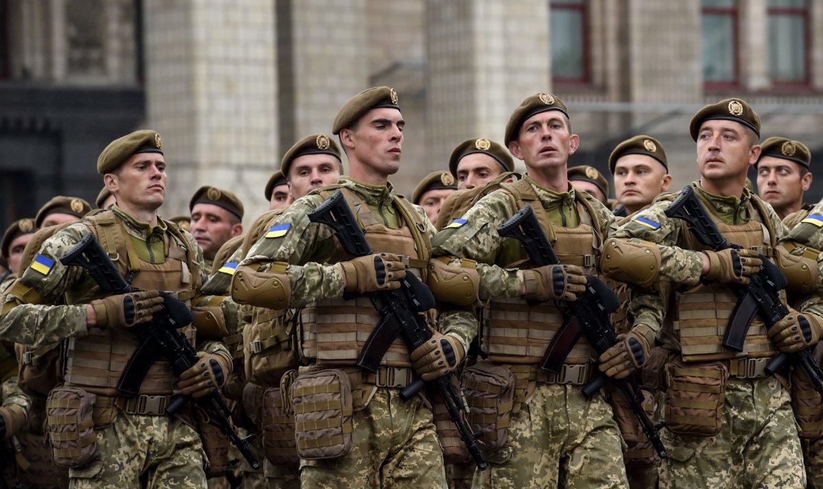 Украина, Порошенко, ВСУ, Армия, Военнослужащие, Зарплаты.