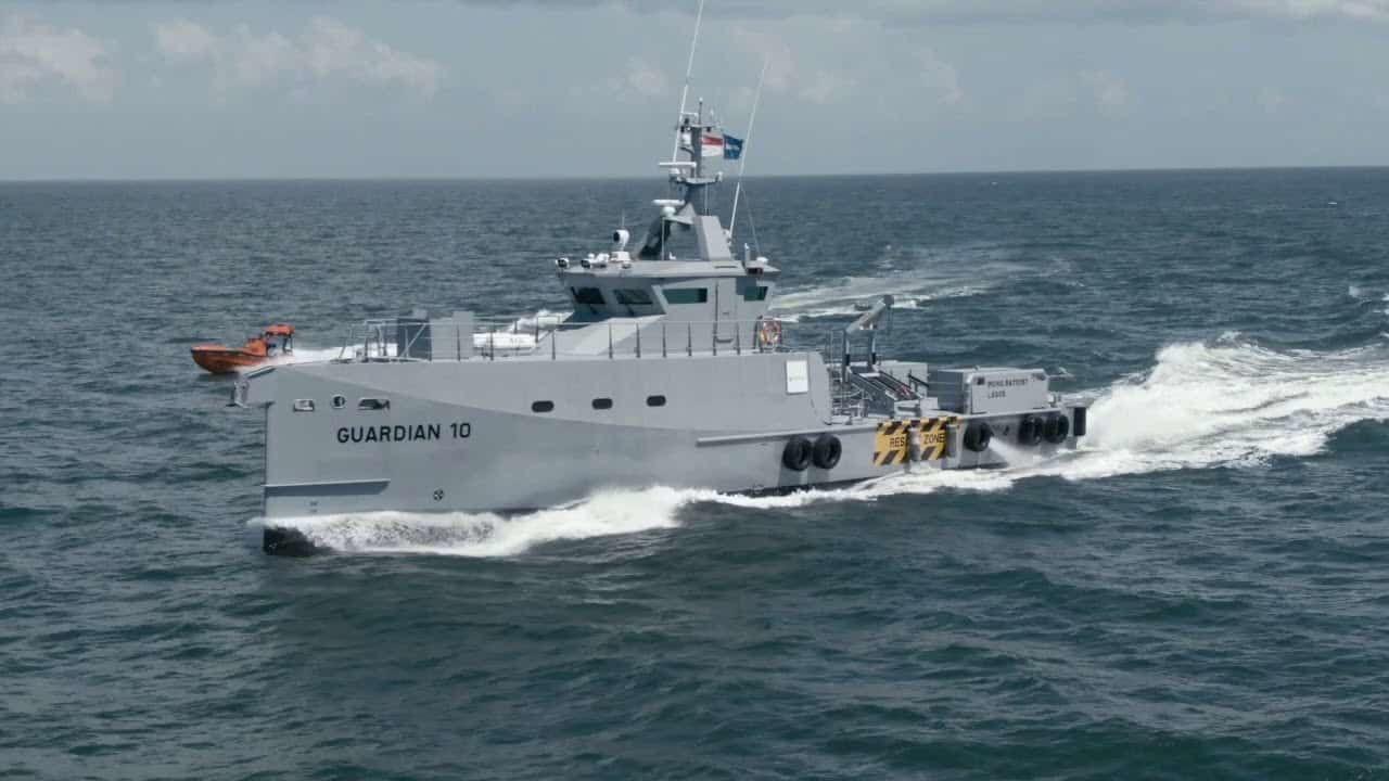 США передадут Украине боевые катера Mark VI