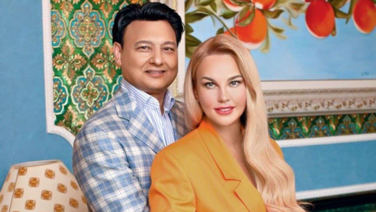 Камалия и миллиардер Мохаммад Захур более 2 недель не могут победить COVID-19