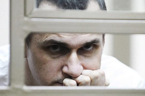сенцов, украина, россия, реанимация, тюрьма, голодовка