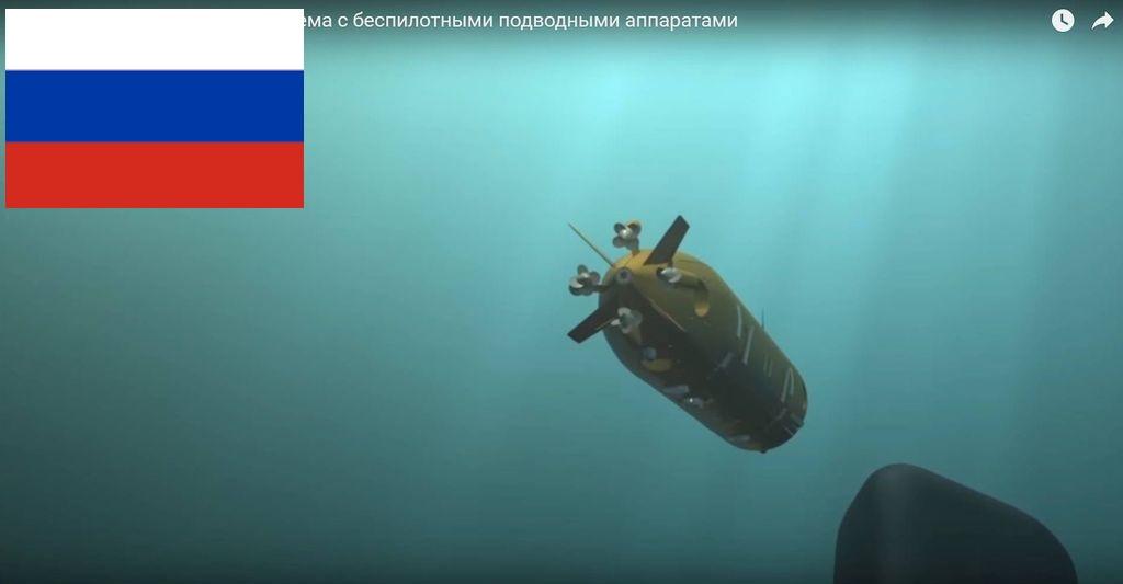 """Россия показала новейшее оружие """"Посейдон"""": видео Кремля удивило Сеть очень подозрительной деталью"""