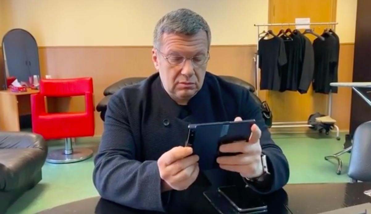"""Белковский: """"Соловьев лишится права на въезд в ЕС, впрочем, выход из сложной ситуации есть"""""""