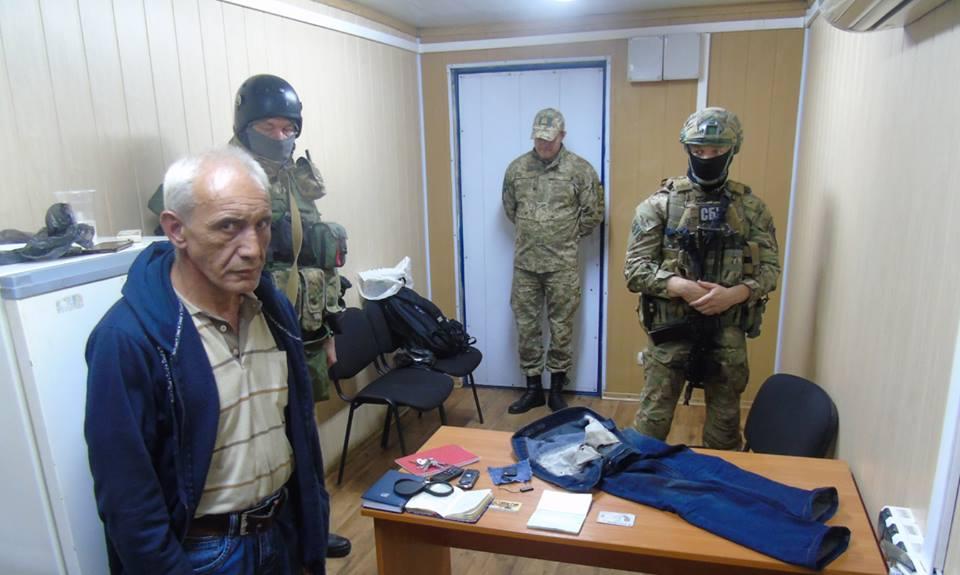 """Задержанный агент российских спецслужб: """"Кормят хорошо, ведут себя корректно. А ведь я, когда попал к ним, думал, что это как гестапо. Что меня на ближайшей """"гилляке"""" повесят"""""""