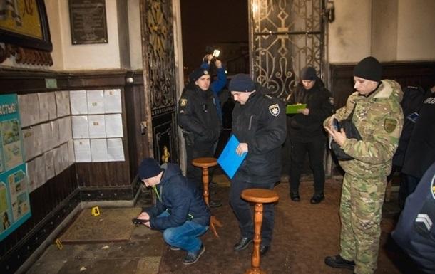 Украина, УПЦ, РПЦ, церковь, храм, сумы, взрыв