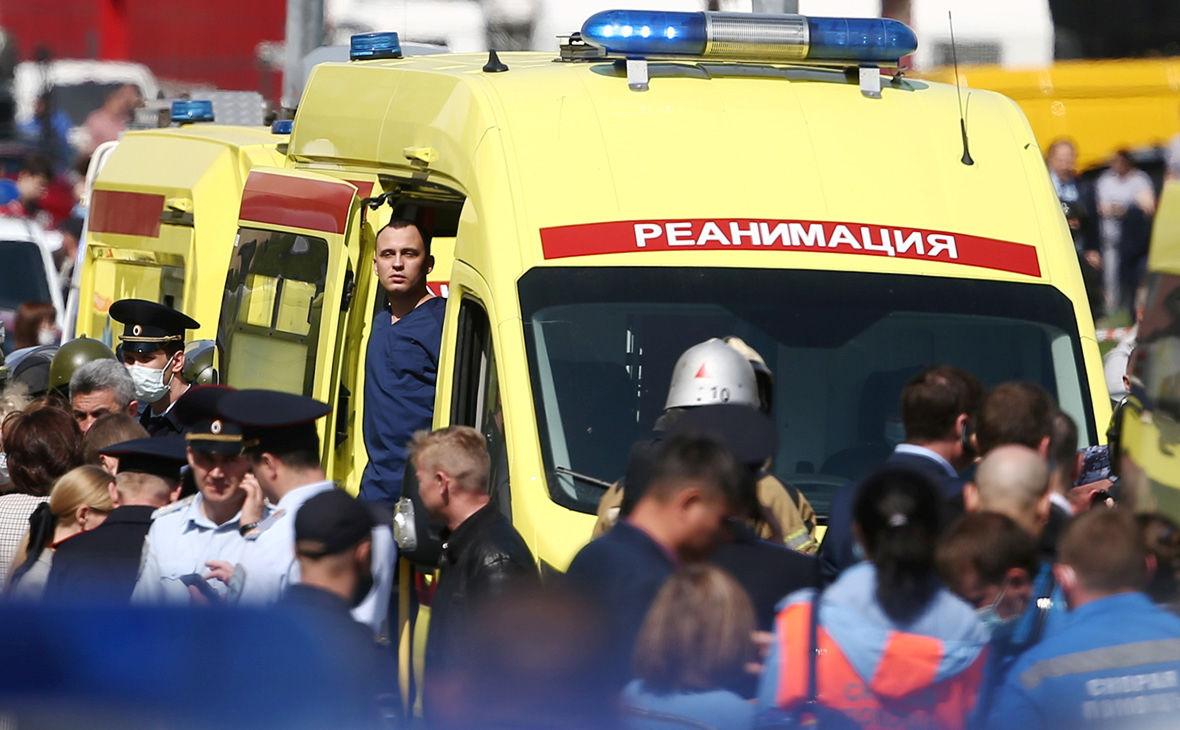 Что известно по нападению на школу в Казани Республики Татарстан