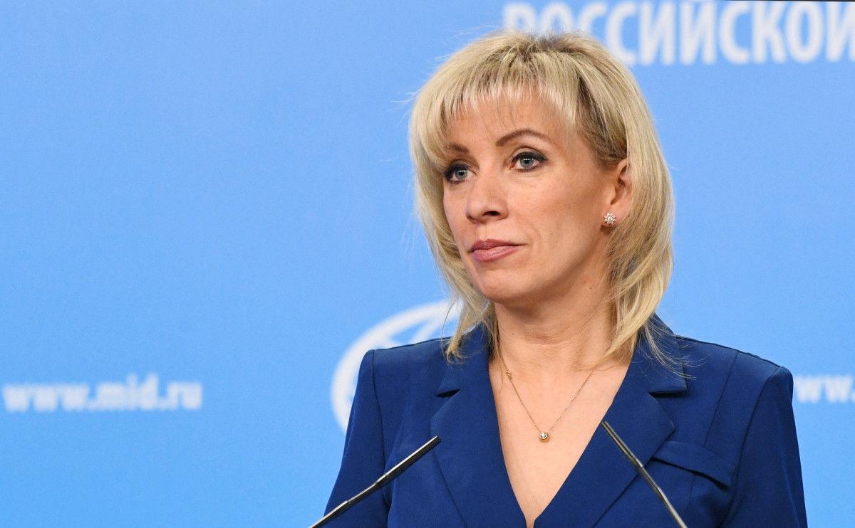 """Захарова из МИД РФ назвала """"реальную"""" причину захвата Капитолия в США"""