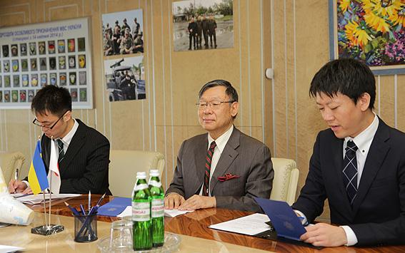 Япония готова оказать финансовую, консультативную и экспертную помощь в ходе создания украинской киберполиции
