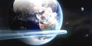 астероид, Земля,Болид 2016 QA2, обломки