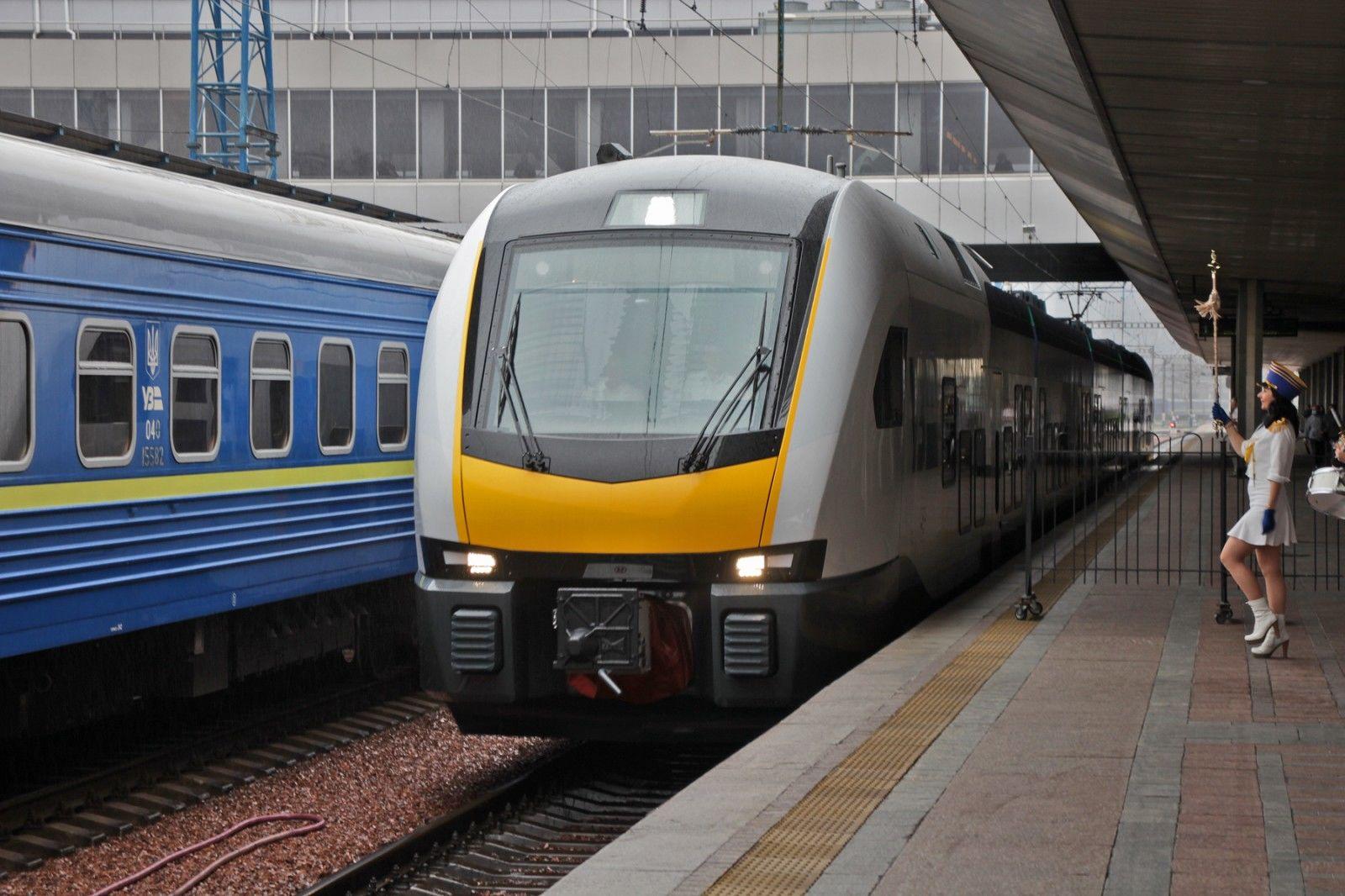 В Украине вскоре появятся еще больше швейцарских поездов: Киев одолжит 500 млн евро на закупку Stadler