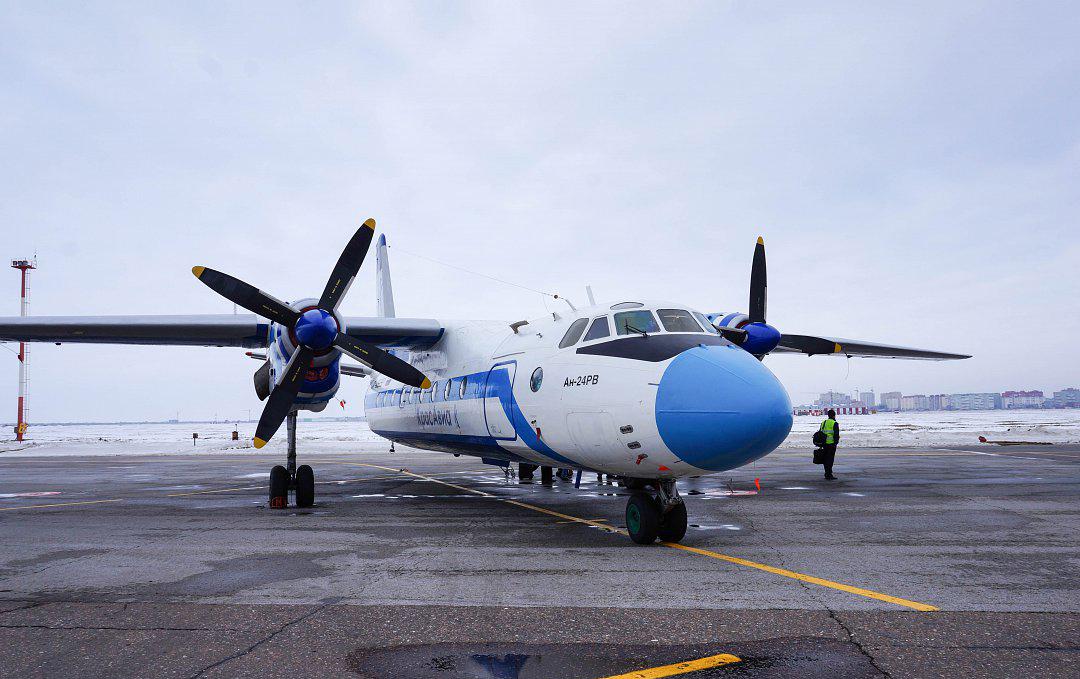 Неизвестные хотели сбить пассажирский самолет: Ан-24 обстрелян под Хабаровском