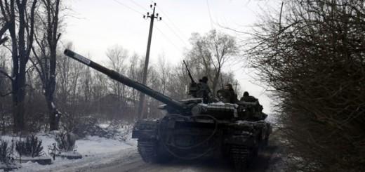 Тымчук: Боевики продолжают наращивать силы в районе Дебальцево и Широкино