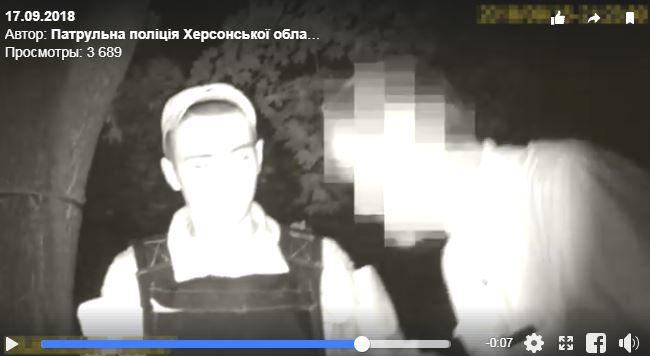 Херсонца нашли в петле прямо на детской площадке после ссоры с женой: полиция показала первые кадры с места ЧП