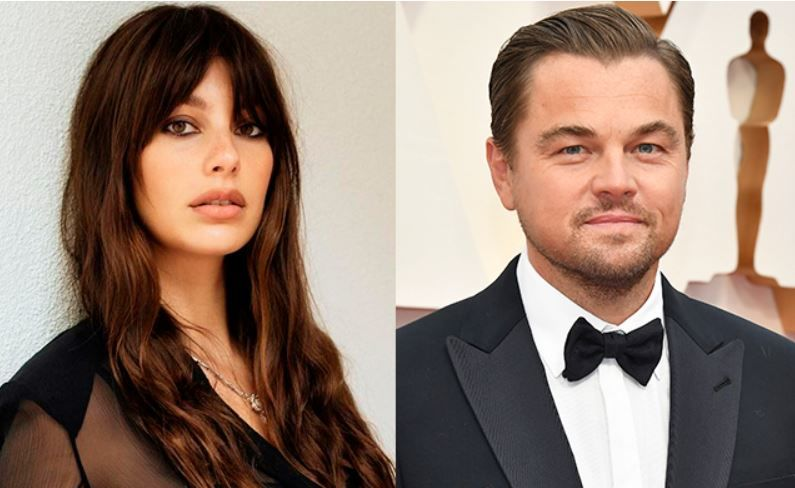 """""""Они точно вместе"""", - модель Камила Морроне публично поддержала Леонардо ДиКаприо, раскрыв их роман"""