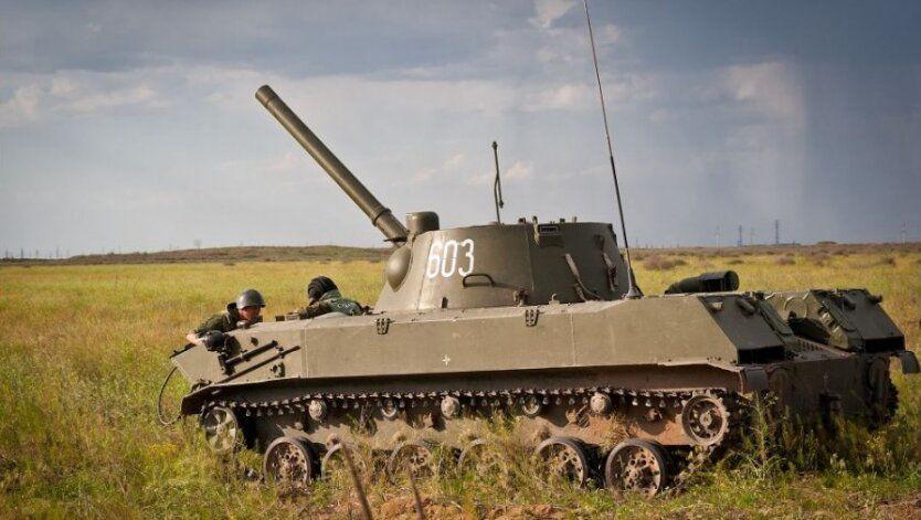 Гибридная армия РФ обстреляла Пески из тяжелой артиллерии: дома мирных жителей разрушены
