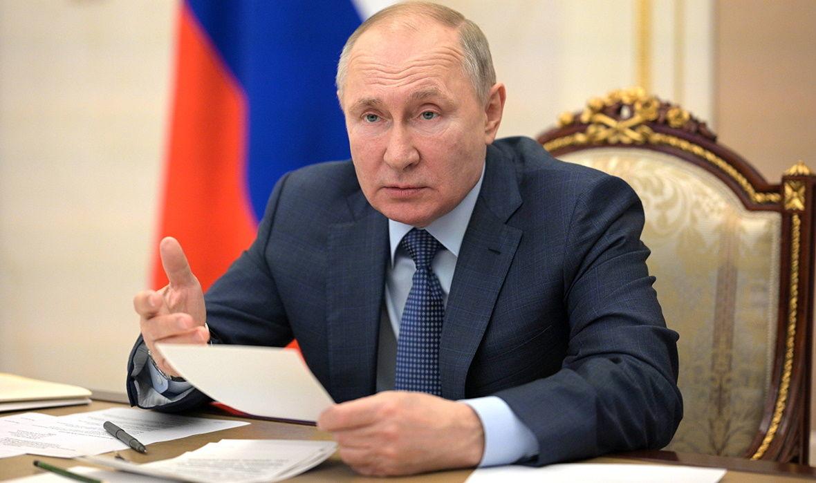 """Путин обратился к Украине: """"Не надо тратить деньги на армию, улучшайте жизнь людей"""""""