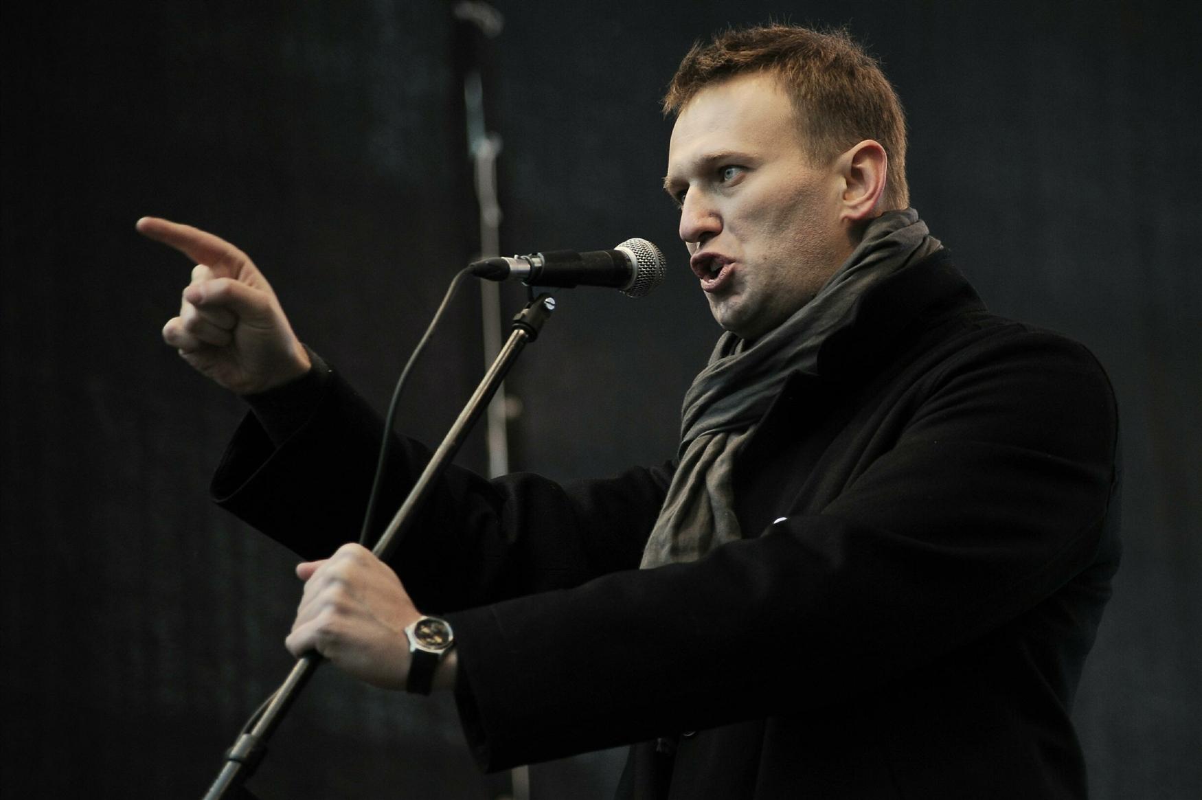 Кремль бьет тревогу: после оппозиционных митингов против коррупции, которые прокатились по всей России, рейтинг Навального значительно увеличился