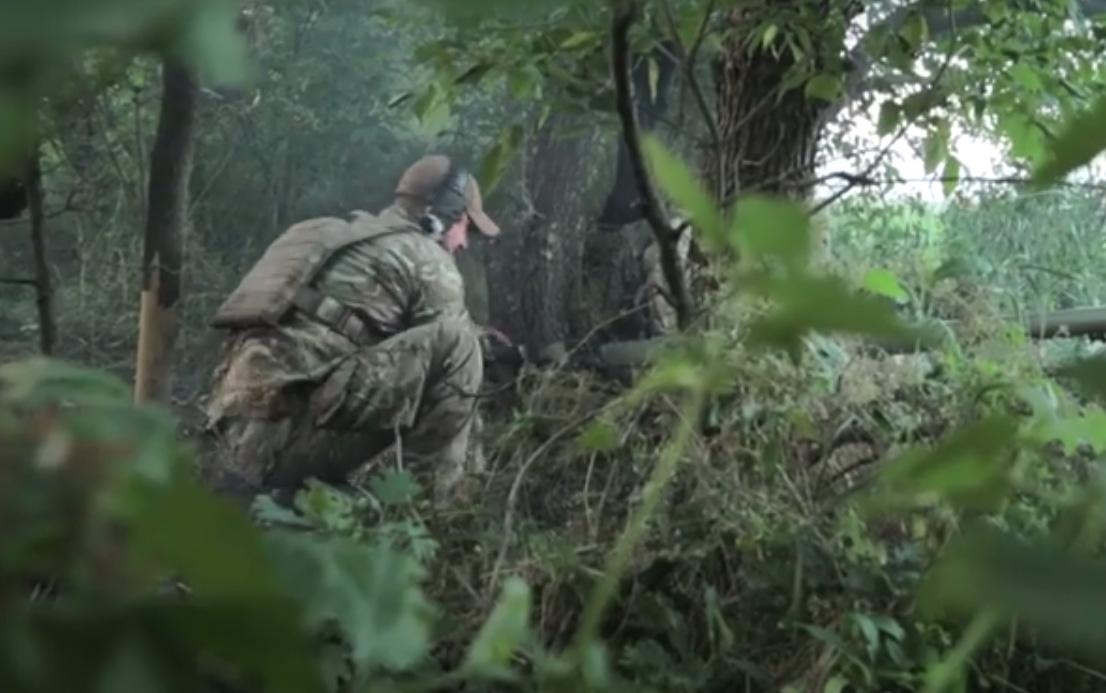 """""""За 15 минут позиция с БК и личным составом была обезврежена"""", - бойцы АТО показали, как отомстили боевикам """"Л/ДНР"""" за смертельный обстрел"""
