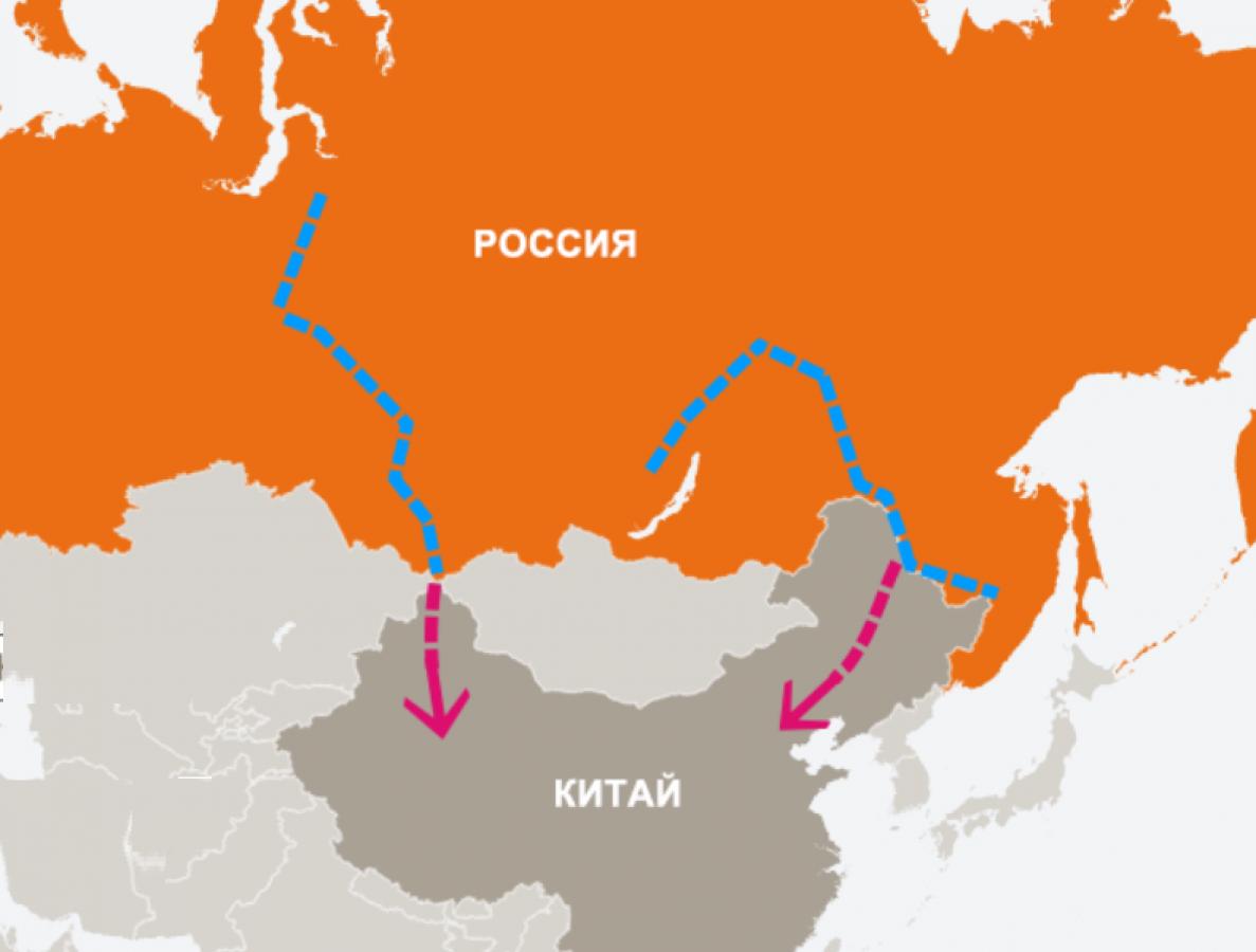 """Китаю российский газопровод """"Сила Сибири - 2"""" больше не нужен: на севере КНР нашли огромные залежи газа"""