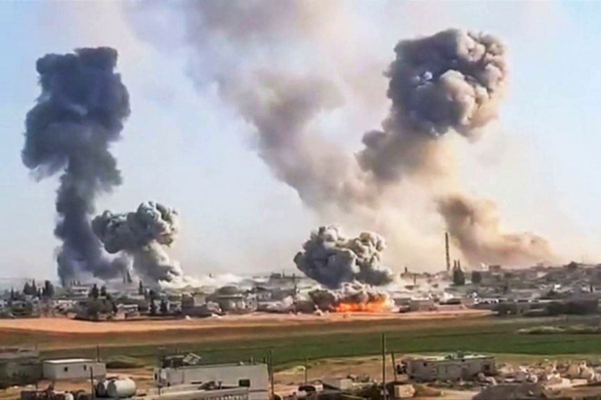 Турция ударила ракетами по российским позициям в Идлибе, ситуация накаляется