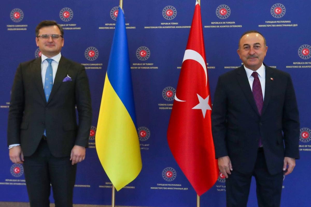 Турция поддержала план Украины по Крыму - Чавушоглу сделал заявление после встречи с Кулебой