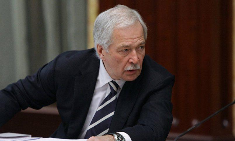 Грызлов снова пригрозил Украине, призвав не рассчитывать на расторжение Минских соглашений