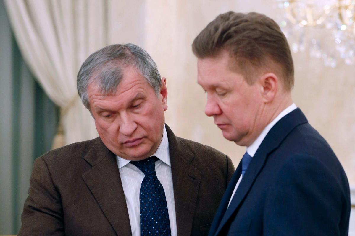 """""""Газпром"""" и """"Роснефть"""" несут рекордные убытки - сырьевые корпорации России на грани банкротства"""