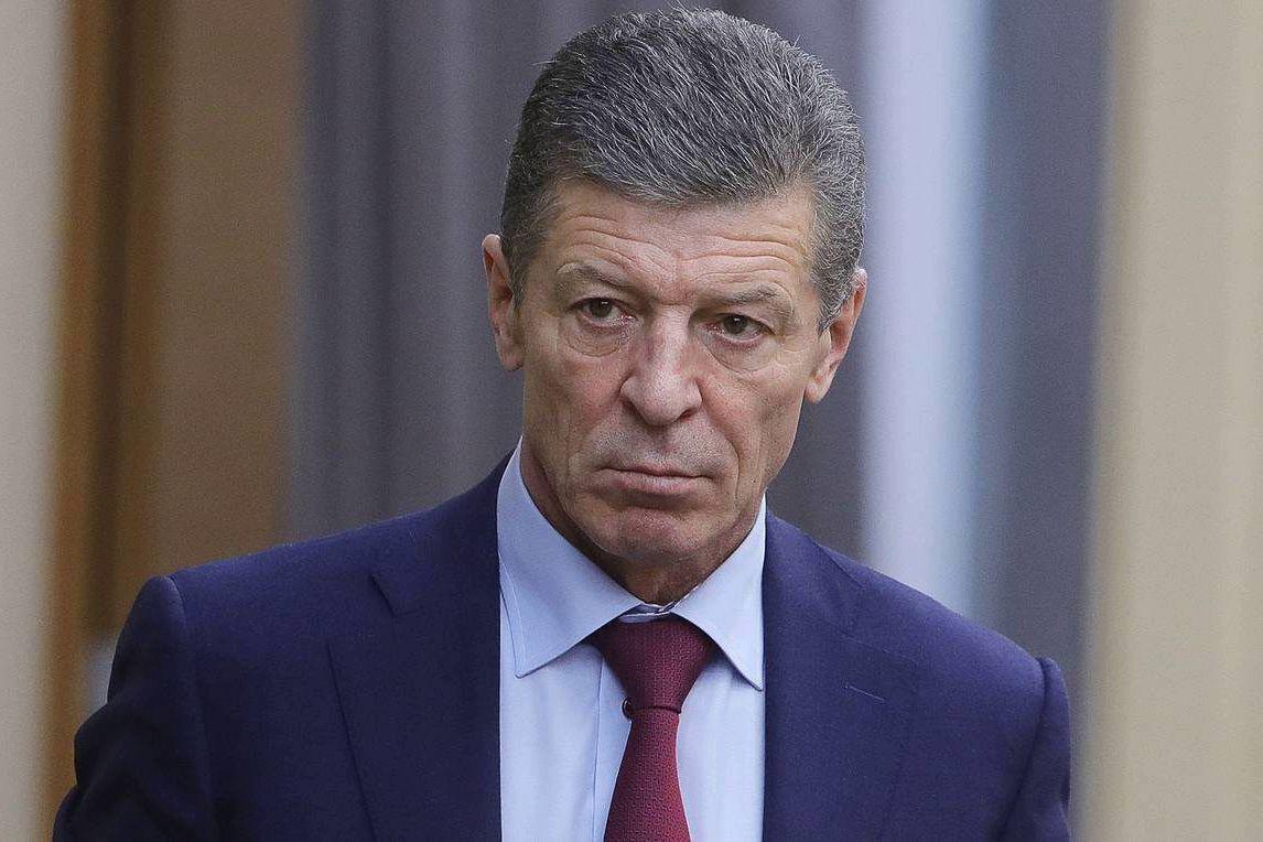 """""""Будет самоубийством"""", - Козак пригрозил Украине после берлинской встречи с Ермаком"""