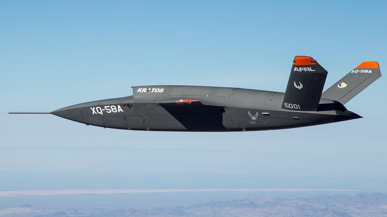 """ВВС США, Беспилотник, Испытательный полет, XQ-58A, """"Валькирия"""", Концепция, Относительно дешевый, Пентагон, Видео"""
