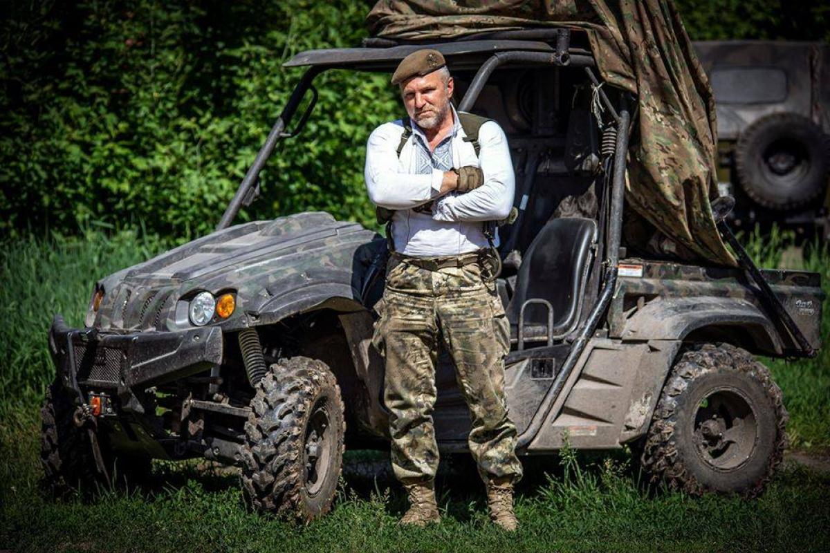 """Бойцы ВСУ трогательно поздравили украинцев с Днем вышиванки: """"Мудрость и сила дают нам вдохновение к победе"""""""