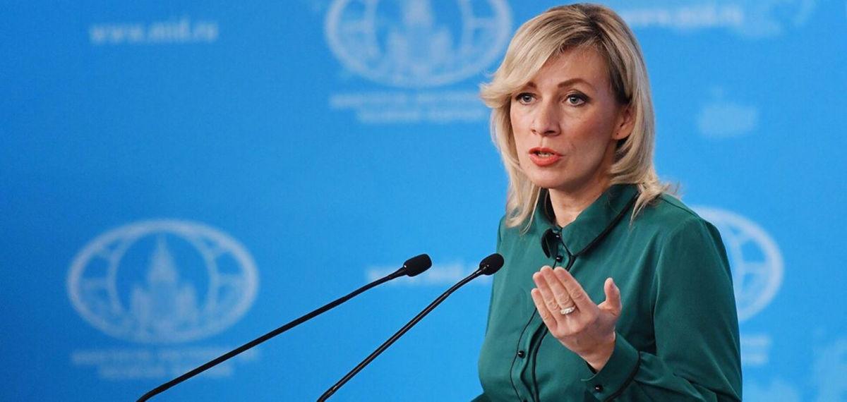 """""""Милитаризация"""", – Захарова отреагировала на создание военной миссии ЕС в Украине"""