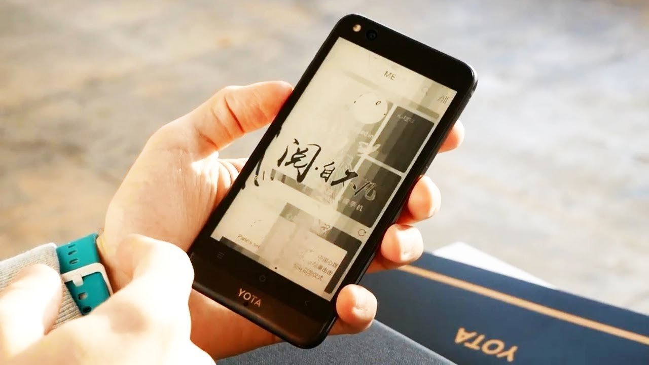 """""""Достойная замена"""" айфону: российский смартфон YotaPhone 3 с треском провалился на китайском рынке"""