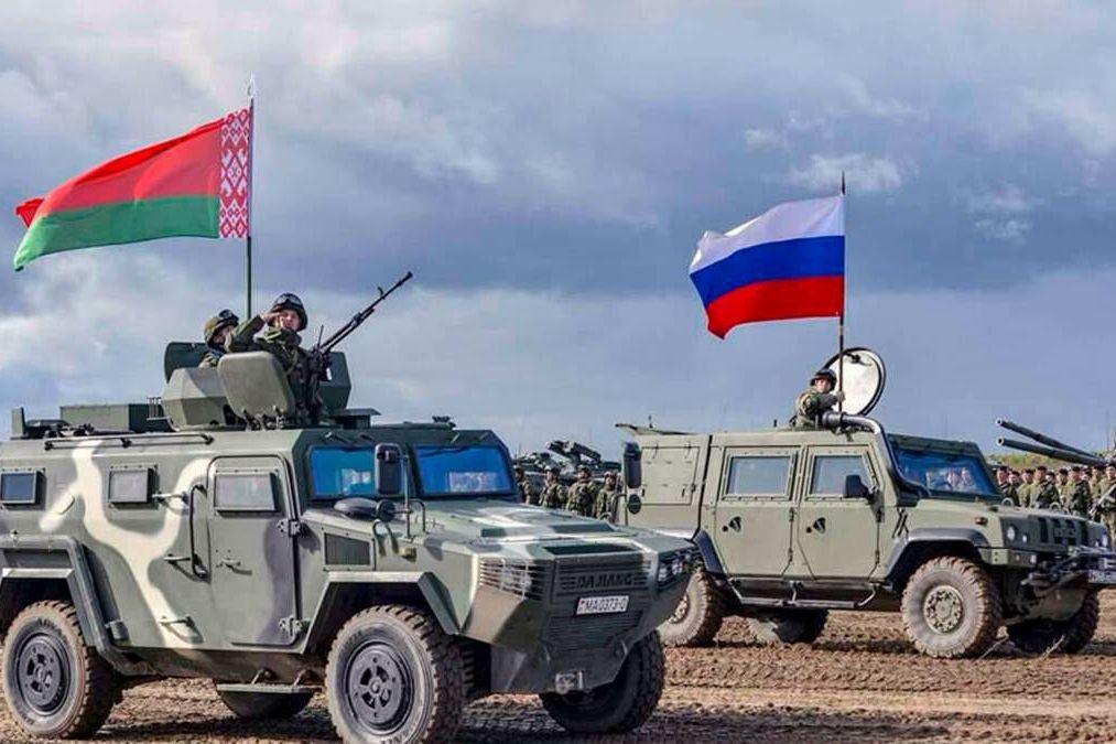 ВС России начинают тройные учения в Беларуси накануне встречи Байдена и Путина