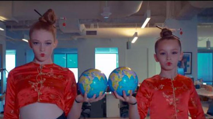 Миром правят девочки: юные танцовщицы презентовали ролик на хит Бейонсе (видео)