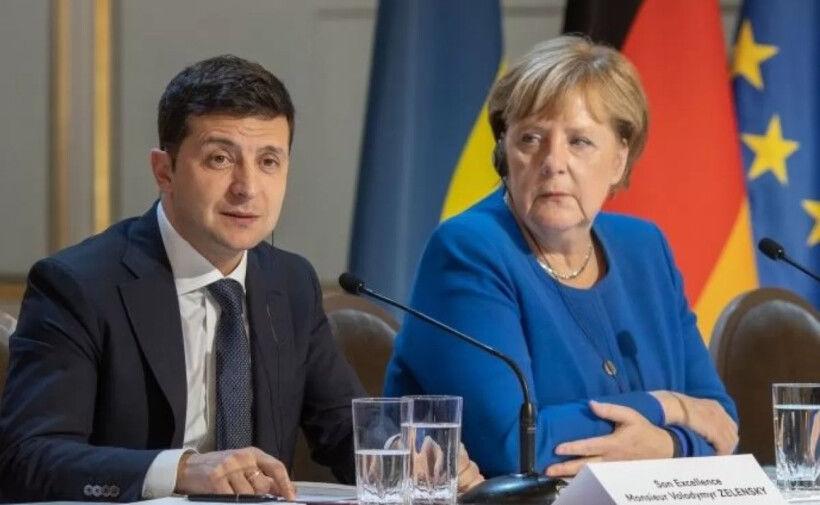 """Климкин о предстоящих переговорах Зеленского и Меркель: """"Она приедет с предложением от Путина"""""""