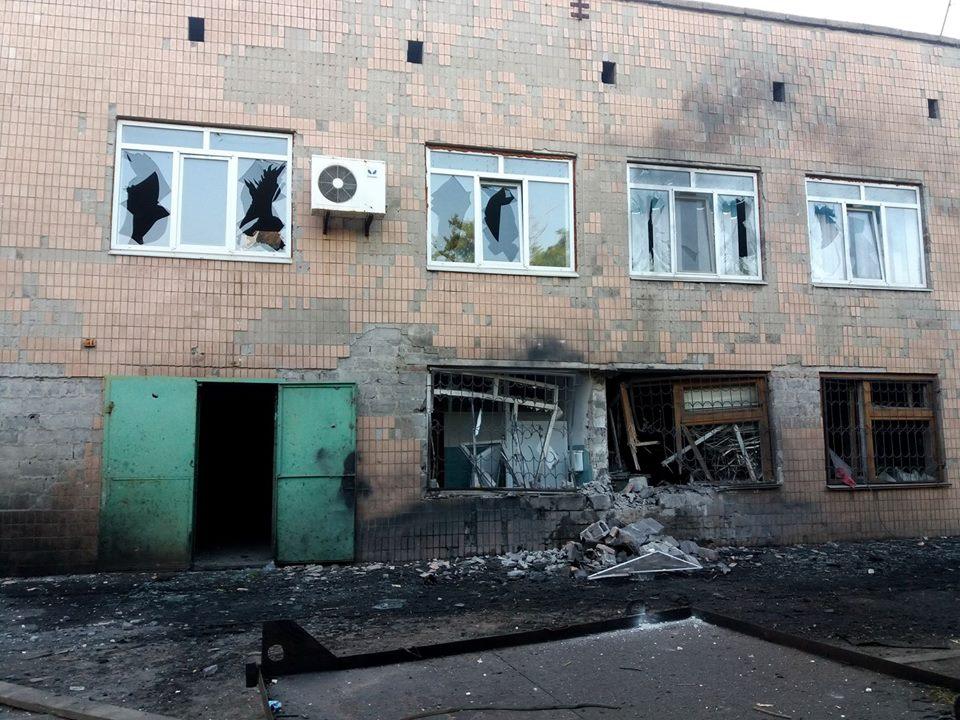 В Сети появились новые данные о циничном обстреле и снимки Сартаны - в штабе АТО рассказали о новых выявленных разрушениях поселка