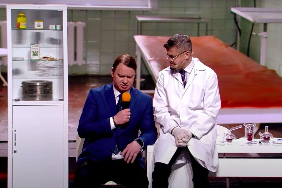 """""""Квартал 95"""" дважды пошутил над вакцинированным """"Спутник V"""" Медведчуком, досталось Киве и Путину"""